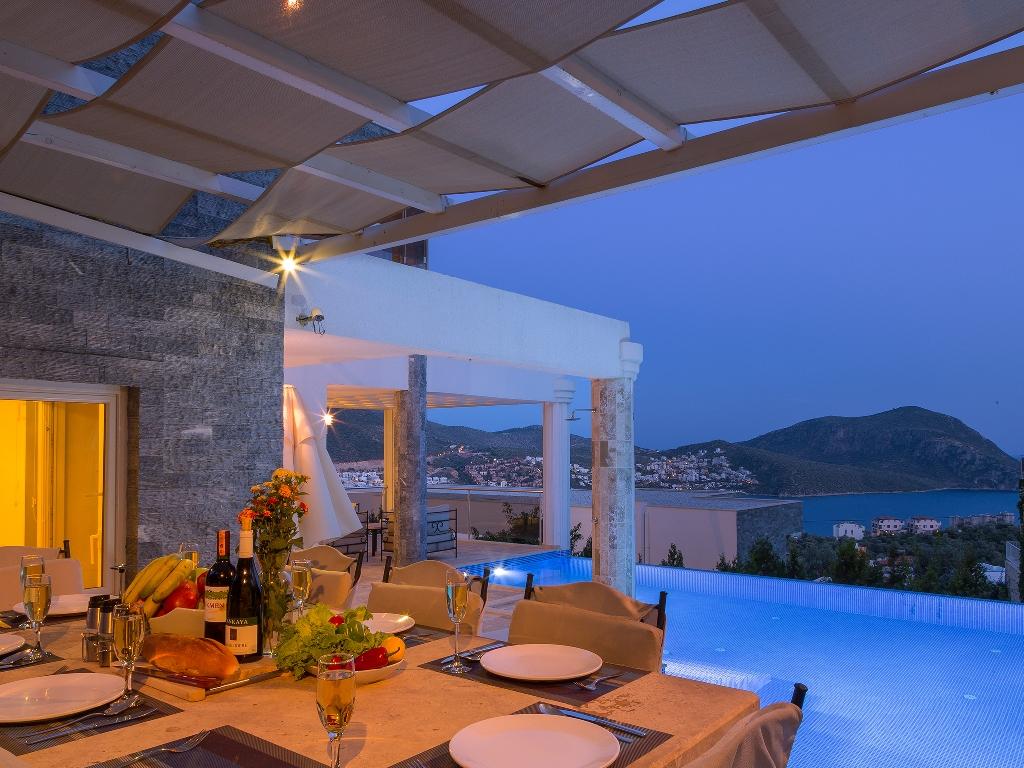 Villa Ada Bir Rentals In Kalkan