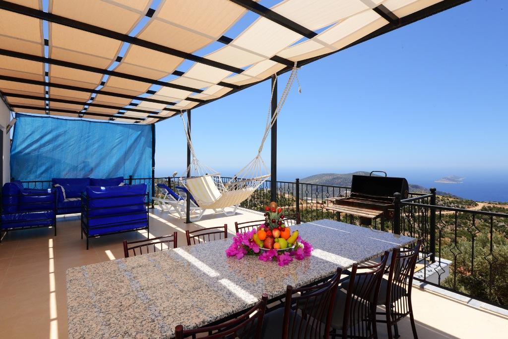 Villa Akdeniz Rentals In Kalkan